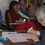 Expressing opinions on priority needs in Zemeș
