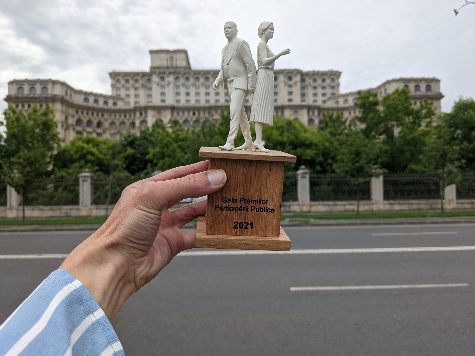 Premiați de CeRe pentru Legea Așezărilor Informale